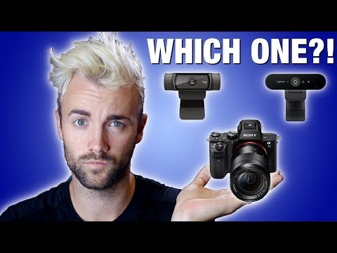 PICKING A LIVE STREAM CAMERA literally everything you need to know