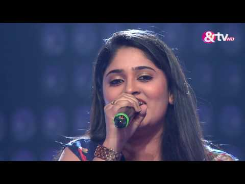 Harsha Ranjini - Yeh Dil Tum Bin | The Blind Auditions | The Voice India 2