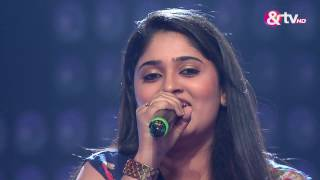 Harsha Ranjini - Yeh Dil Tum Bin   The Blind Auditions   The Voice India 2