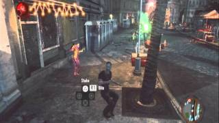 Full Vampire Skin In inFAMOUS: Festival Of Blood + Highest Jump + inFAMOUS FOB Trophies