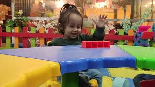 Sand Play Area | Playing With Sand And Other Kids Toys Collection | Learn And Fun With Toys