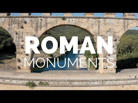 10 Greatest Ancient Roman Monuments Travel Video