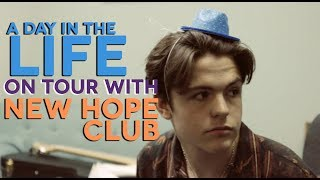 New Hope Club - A Day In The Life (On Tour With Sabrina Carpenter)