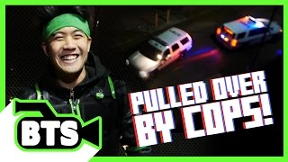 Stopped by the Police! (BTS)
