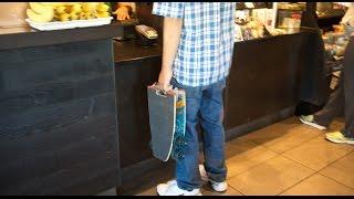BoardUp - World's Most Portable Foldable Longboard