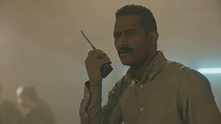 انفجار في محيط قسم شرطة قنا وزين يسيطر عالموقف - مسلسل نسر الصعيد - محمد رمضان