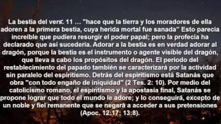 13 diciembre 2015   LAS  BESTIAS DE APOCALIPSIS 13