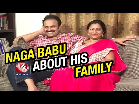 Xxx Mp4 Mega Brother Naga Babu And His Wife Padmaja Life Mates V6 News 3gp Sex