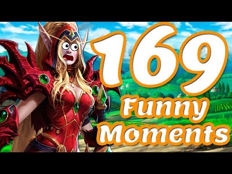 Heroes of the Storm WP and Funny Moments 169
