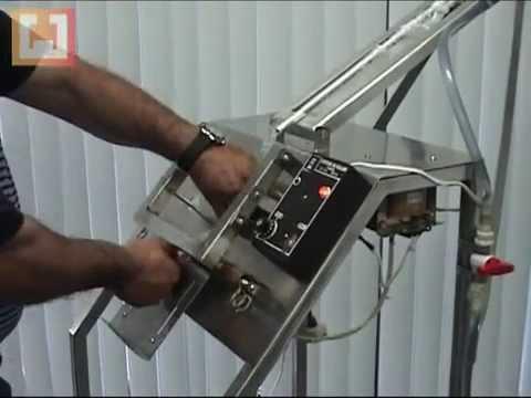 Selladora de Pedal para Bolis y Jugos WORKERS