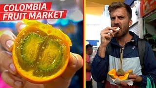 Tasting Some of the Wildest Fruit at Bogotá