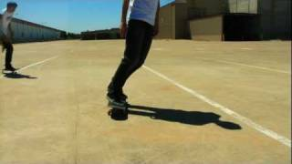 HOW TO POP SHOVE IT THE EASIEST WAY TUTORIAL