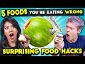 5 Food Hacks You Should Be Doing | You