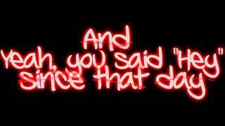 Avril Lavigne - Smile Lyrics HD / Second Single