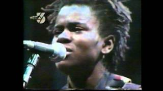 Tracy Chapman - Why  ( Live @ Human Rights Now 1988 ) Part 2
