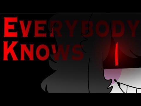 Everybody Knows Undertale Lyric Comic