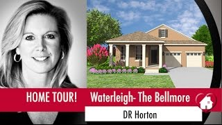 DR Horton- Waterleigh  The Bellmore  Winter Garden New Homes