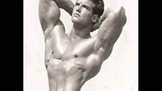 Steve Reeves the best natural bodybuilder ever workout