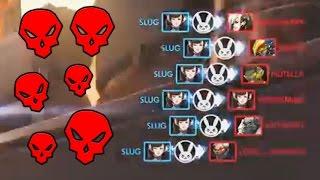 Overwatch - Greatest INSTANT Hexakills