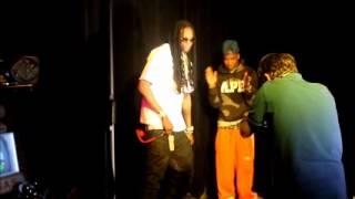 Curren$y - Capitol (feat. 2 Chainz) BTS