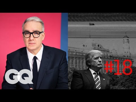 This Russian Obsession Shows How Trump Will Be Undone The Resistance with Keith Olbermann GQ