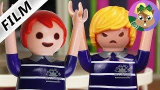 بلايموبيل فيلم |  أيما تقلد بابة مارتن و تفطس الكل من الضحك | سلسلة اسرة الطيور للاطفال