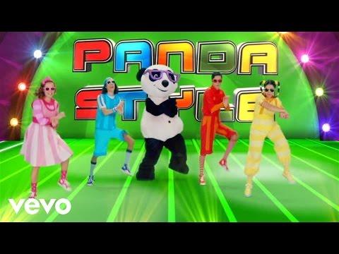 Panda e Os Caricas Panda Style