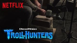Trollhunters | Behind The Scenes: Jim