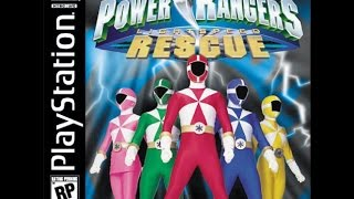 PowerRangers LightSpeed Rescue #1:¡A la Velocidad de la Luz!