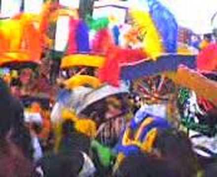 Carnaval Juchitepec Comparsa Acamapixtli