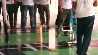 BUBt team Cybertron's performance @ knockout round