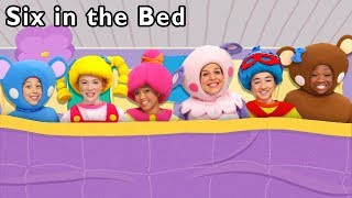 Six in the Bed and More   Bedtime Sleep Song   Baby Songs from Mother Goose Club!