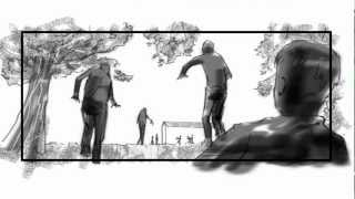 Storyboard a Monster Movie - Traditional Techniques - PREVIEW
