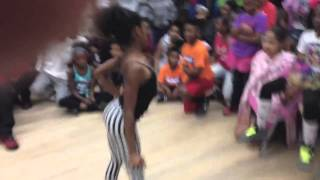 The Livest Lil Girl Tag Team Battle EVER  (Viral) l Tommy The Clown l OfficialTSquadTV