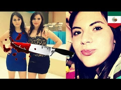 Girl stabs her best friend 65 times over a nude picture