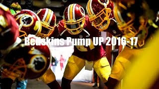 Redskins Pump up Video 2016-17