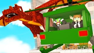 Minecraft Missions - DRAGON ATTACK!