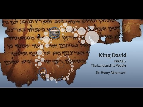 Xxx Mp4 Who Was King David Israel The Land And Its People Dr Henry Abramson 3gp Sex