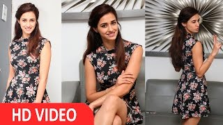 I Was Very Shy, It Was Difficult For Me To Watch Myself On Screen: DISHA PITANI