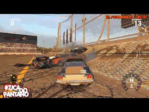 Arena de Demolição Next Car Game Gameplay pt br