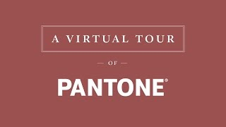 Virtual Tour of PANTONE Color Factory in Carstadt | TEALEAVES  #PaletteForYourPalate