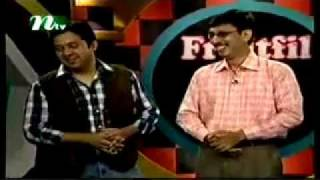 Pervez Suman in Ha-Show 2nd rnd 1st eps