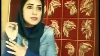 افشاگری آتنا فرقدانی درباره نصب دوربین در