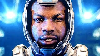 🔴 PACIFIC RIM 2 : Uprising - Bande Annonce Teaser (2018)