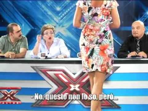 Anna Tatangelo vs Milly D Abbraccio X FACTOR