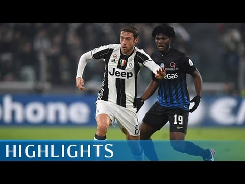 Juventus - Atalanta - 3-2 - Highlights - Tim Cup 2016/17