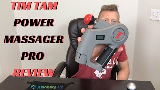Tim Tam PowerMassager Pro Review (CRAZY NEW FEATURES)