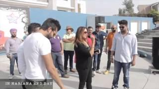 Punjabi movie Yaarana  promotion tour at Chandighar | Chandighar Univercity