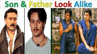 Bollywood Actors who look alike their Father (Parents)