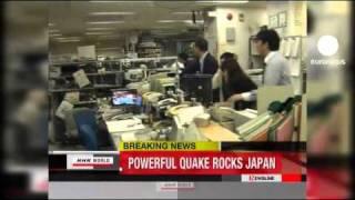 زلزله 8.9 ریشتری شمال شرق ژاپن...